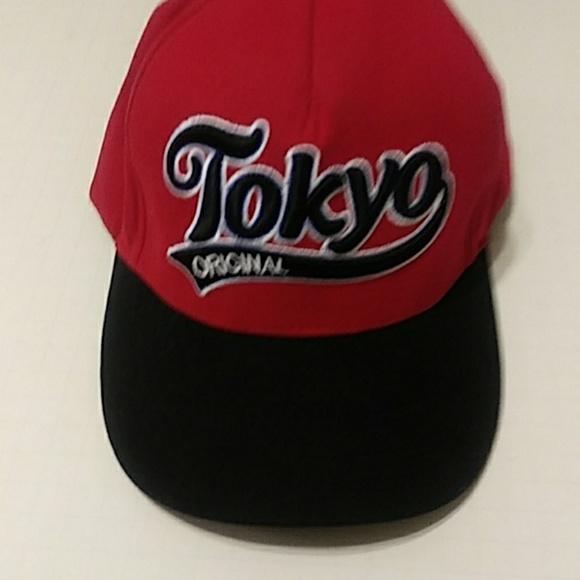 04869702f4f TOKYO ORIGINAL Ball Cap
